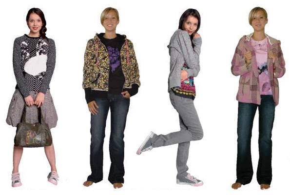 Outfity značky Billabong