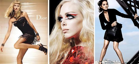 Ukázka módy podle Christiana Diora