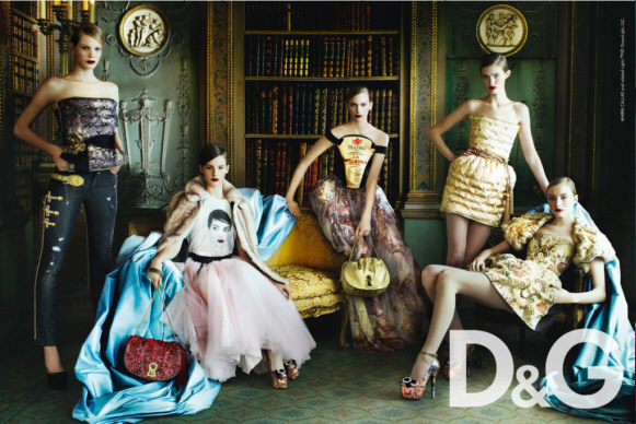 Oblečení Dolce and Gabbana