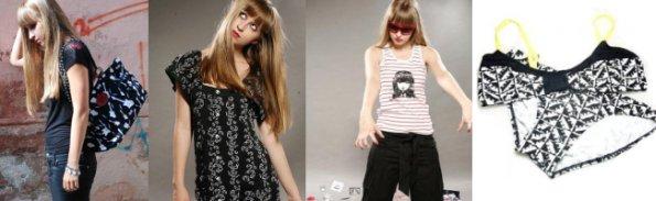 Oblečení značky Emily the Strange
