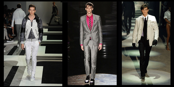 Pánská móda Gucci