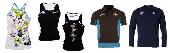 Sportovní oblečení Kappa