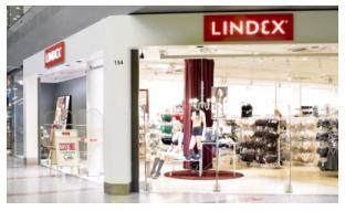 Obchod Lindex
