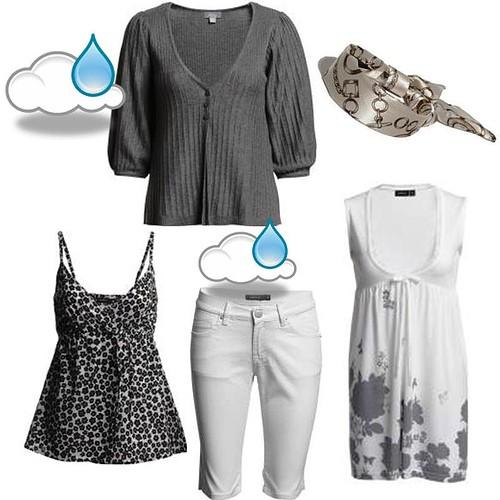 Ukázka oblečení Lindex