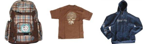 Oblečení značky Meatfly