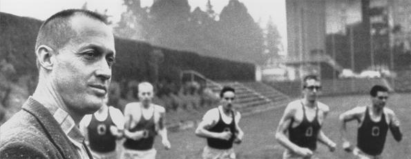 Historické foto Nike
