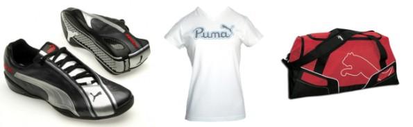 Oblečení značky Puma
