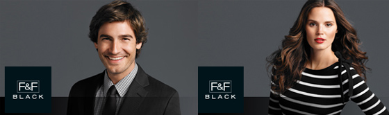 F and F Black