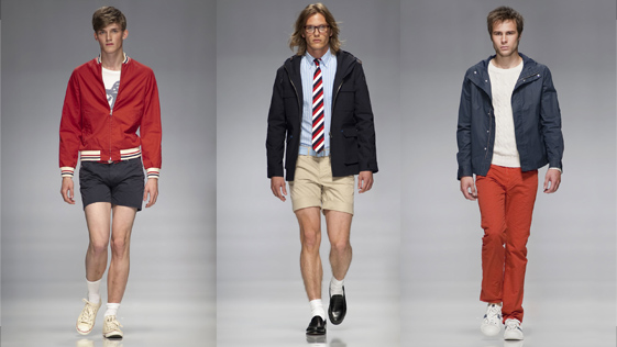 Oblečení značky Gant