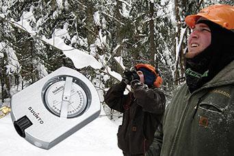 Kompasy značky Suunto