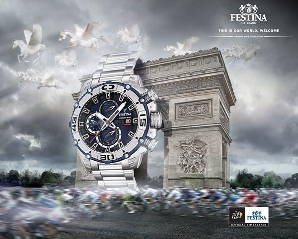 Hodinky Festina Tour De France