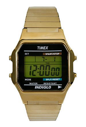 Hodinky Timex Indiglo