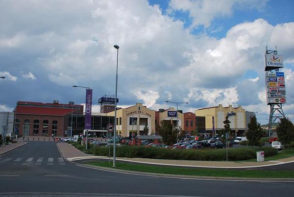 2f188a7d7e4 Obchodní a zábavní centrum Plzeň - adresa a otevírací doba