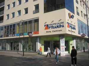 Pyramida Pardubice